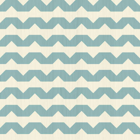 retro seamless zigzag pattern Vector