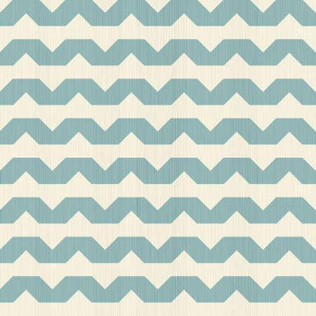 grunge background: retro seamless zigzag pattern