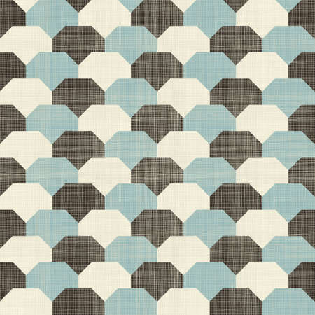 seamless scales textured pattern Vector