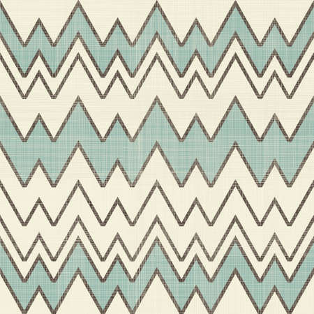 twill: abstract seamless ornament in texture and retro colors