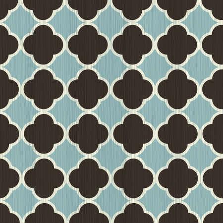 indianische muster: traditionellen indischen nahtlose Muster mit Stoff Textur auf