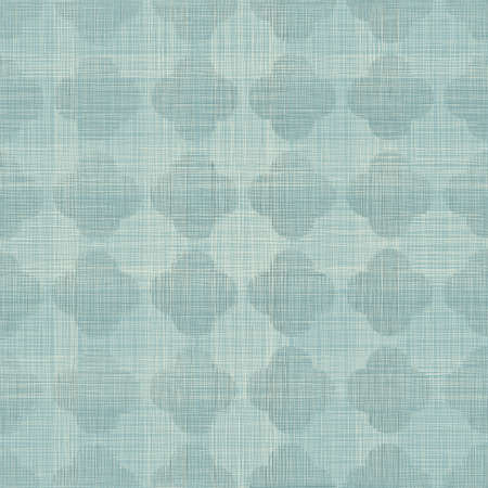 indian traditional seamless pattern with fabric texture on Ilustrace