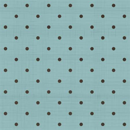 pattern pois: retr?amless pattern a pois Vettoriali