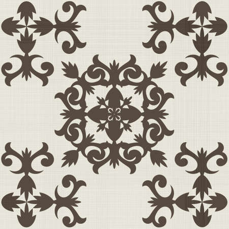 russian traditional seamless pattern Stock Vector - 17894580