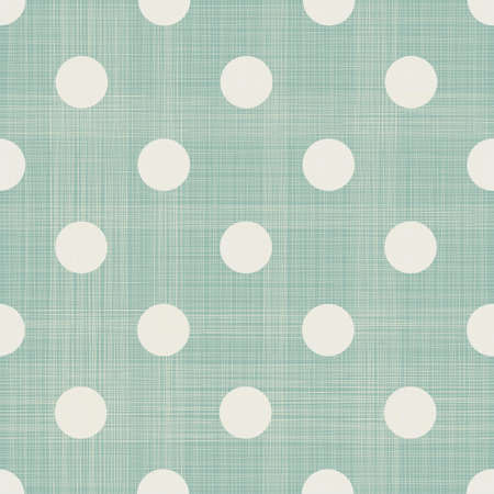 polka dot seamless pattern Illustration