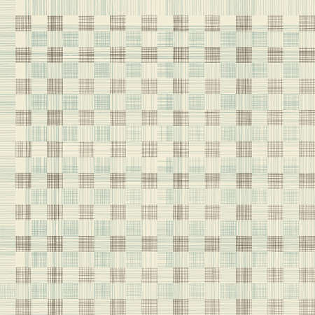 seamless geometric textile quilt pattern Vector