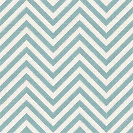 retro seamless zigzag pattern with fabric texture on Vector