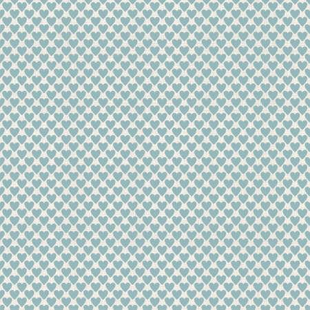 pattern pois: Cuori senza saldatura serie a pois con texture retr�