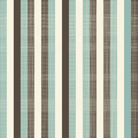 twill: retro geometric abstract background with fabric texture Illustration