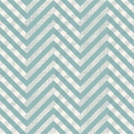 basic: retro seamless zigzag pattern with fabric texture on