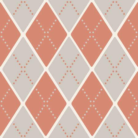 harlequin: seamless retro harlequin pattern