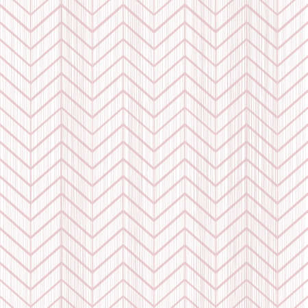 geometric pink seamless background with fabric texture Illustration