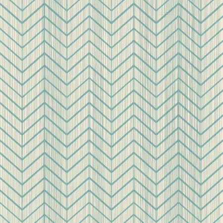 Niedlich geometrische nahtlose Muster mit Stoff Textur-Effekt in verblichenen blauen Standard-Bild - 26933558