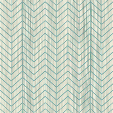 cute geometric seamless pattern with fabric texture effect in faded blue  Illustration