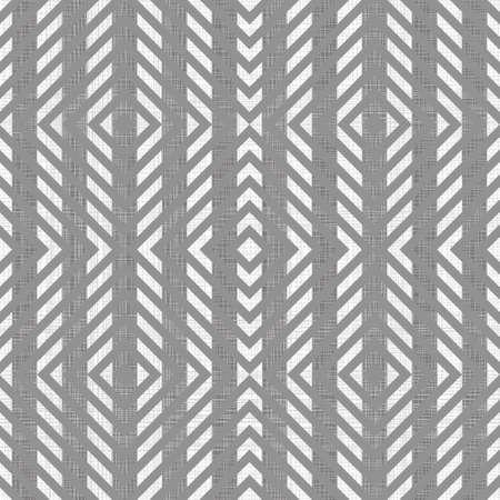 Motif géométrique abstrait et transparent en gris et noir