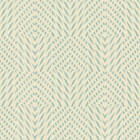 Seamless shabby abstract pattern on texture background. Illustration