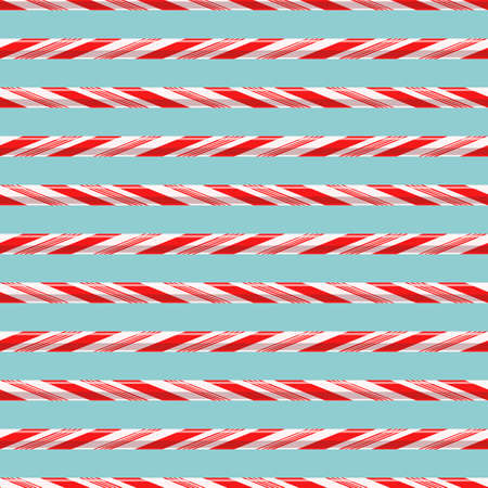 Seamless pattern with candy lines