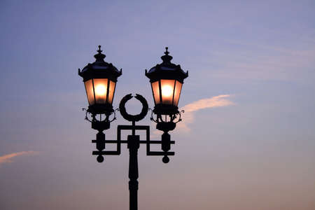 torches: lanterns  Stock Photo