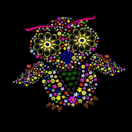 animated film: owl