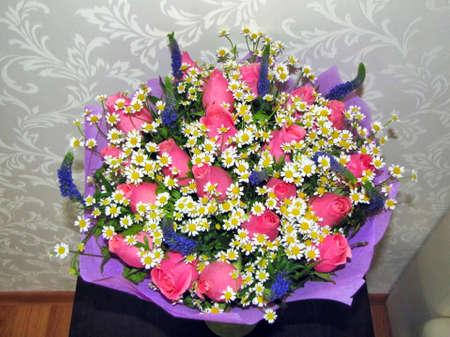 floristics: bouquet