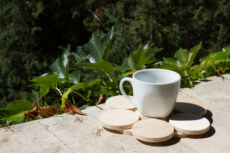 tankard: coffee