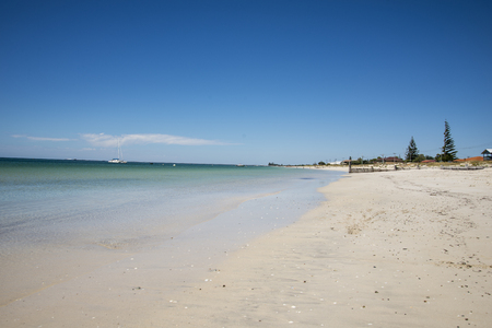 busselton: Geographe Bay and Busselton beach view in West Busselton