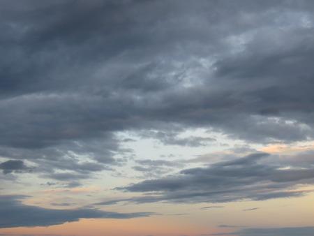 skyline - sky Stock Photo