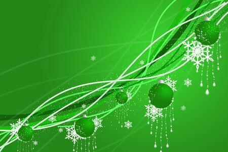 New Year's abstraction Stock Photo - 4137088