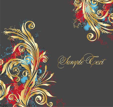 decorative background  Stock Vector - 8454619