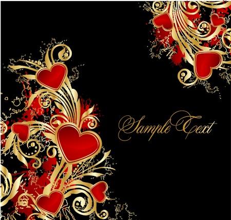 romance image: elegance floral  background