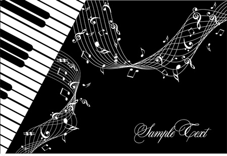 Music notes Stock Vector - 9473432