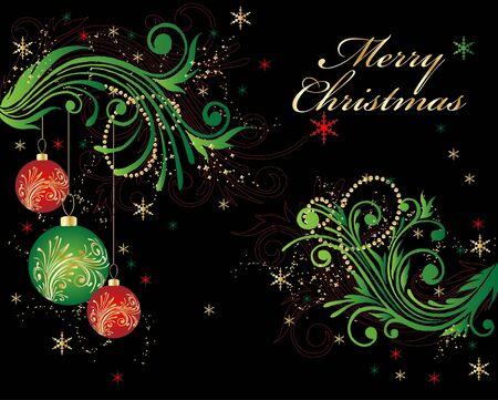 christmas illustration Stock Vector - 10352086