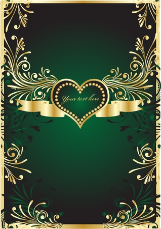 love beauty background Vector