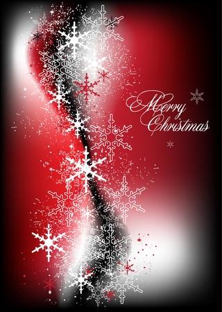 yule: Vector Christmas banner