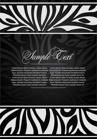 venetian victorian: seamless abstract  background