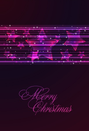 Seamless christmas background Stock Vector - 10454199