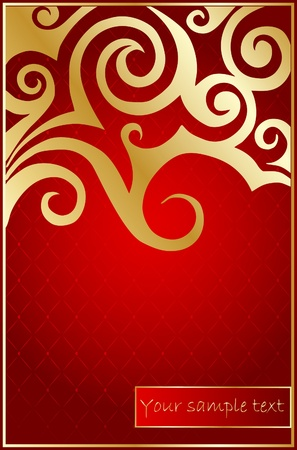 fretwork: art background for decoration