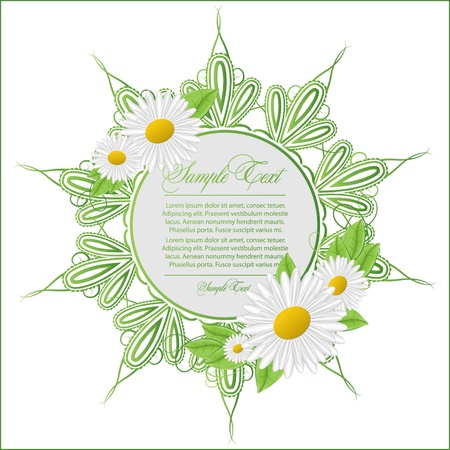 ornament  frame Illustration