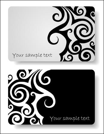 設計のための抽象的な背景のセット 写真素材 - 10464403