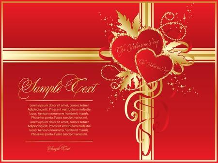 valentine red for design