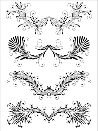 vectorized: Vectorized Scroll Design.