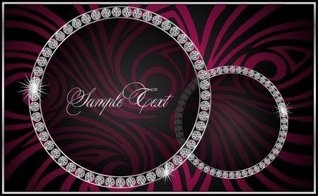gemstone: art background with  the Diamonds