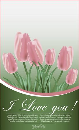 floral background for decoration Vector