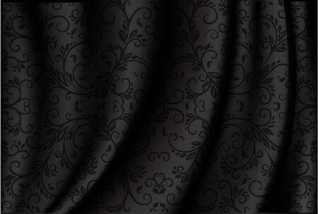 Black Luxury Background Vector