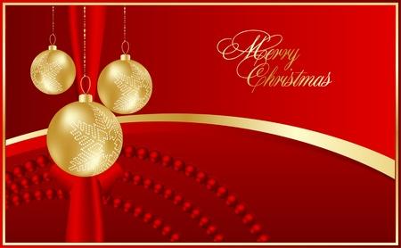 抽象的なクリスマス背景 写真素材 - 11120247