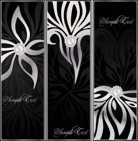 decorative floral background Stock Vector - 11518233