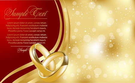 vector decorative card