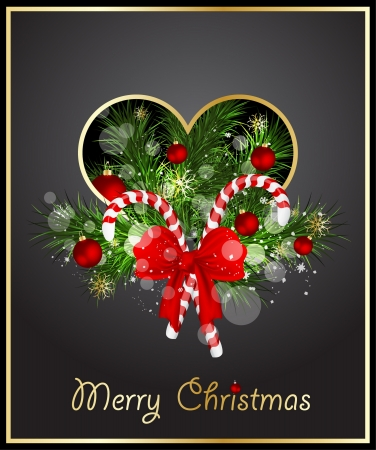 christmas image Stock Vector - 14221334