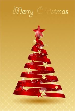Christmas vector illustration. Stock Vector - 16454892