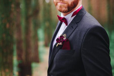 mens shoes: Wedding groom detail